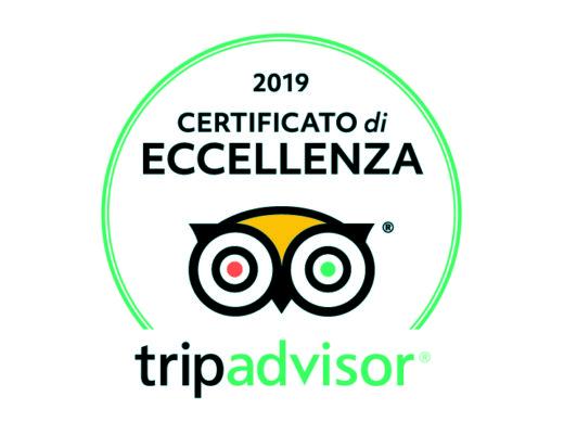 DAMPLINGS – Certificato di Eccellenza Tripadvisor 2019