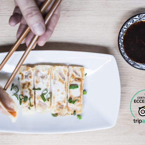 Guo Tie Dumplings