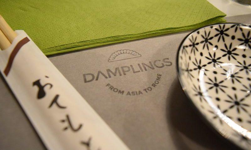 DAMPLINGS – La Vera Cucina Asiatica nel Cuore di Roma