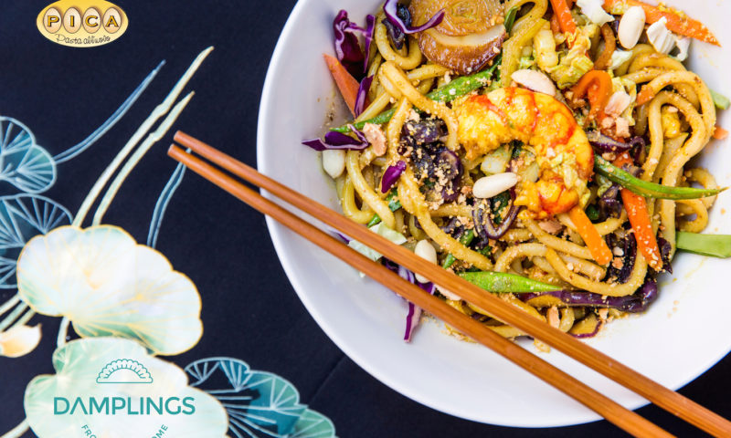 Chow Mein Noodle – Udon